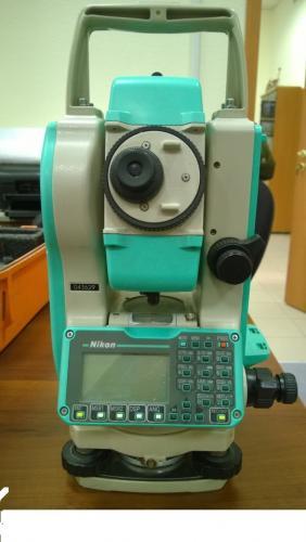 Тахеометр бу Nikon NPL-332