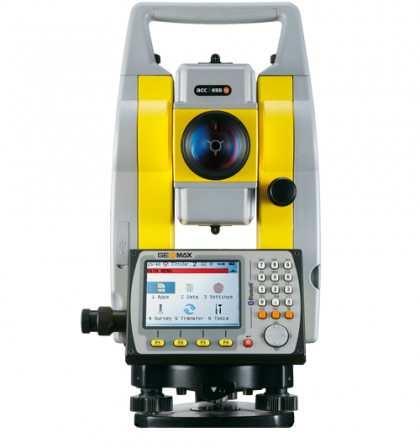"""Тахеометр GeoMAX ZOOM30 Pro A6 (5"""")"""