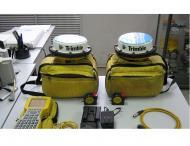 Комплект GPS приемников Trimble 4600-2 шт.+контроллер TSC-1 бу