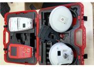Комплект GPS/Glonass приемников Leica GS-09 c контроллерами