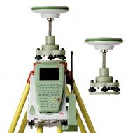 бу gps rtk комплект GPS RTK Leica 1230GG